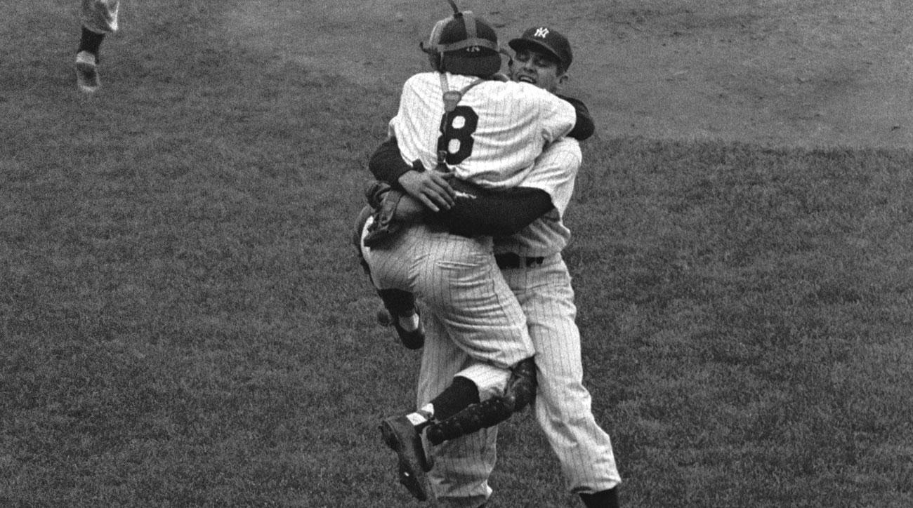 Don Larsen, New York Yankees