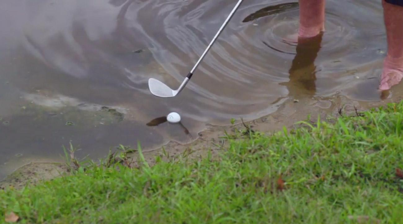 Top 100 Teacher Scott Munroe can teach you how to hit out of the water.