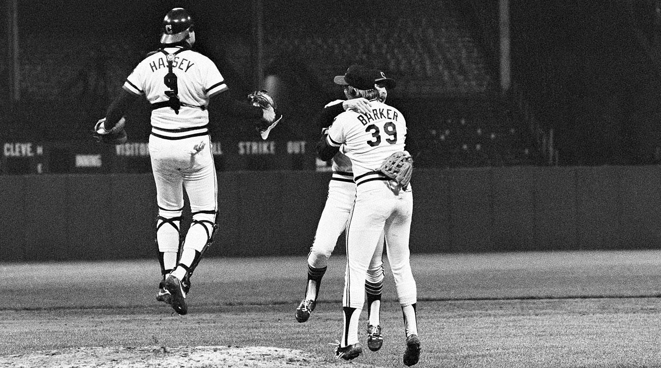 Len Barker, Cleveland Indians