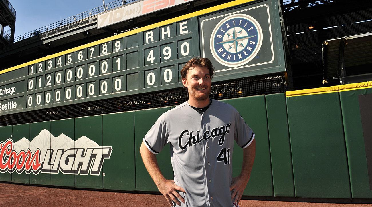 Philip Humber, Chicago White Sox
