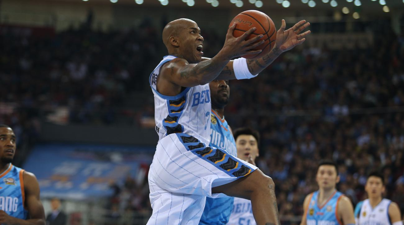 'MVP of my heart forever': China fans' farewell to Marbury