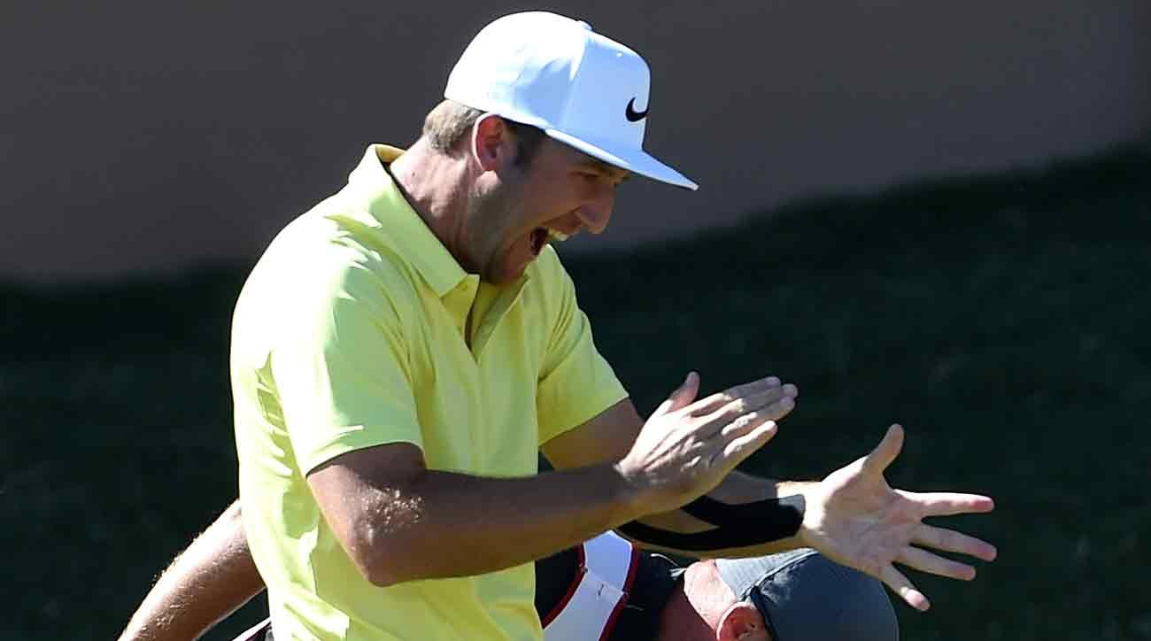 Kevin Chappell picked up PGA Tour victory No. 1 on Sunday, and it felt good.