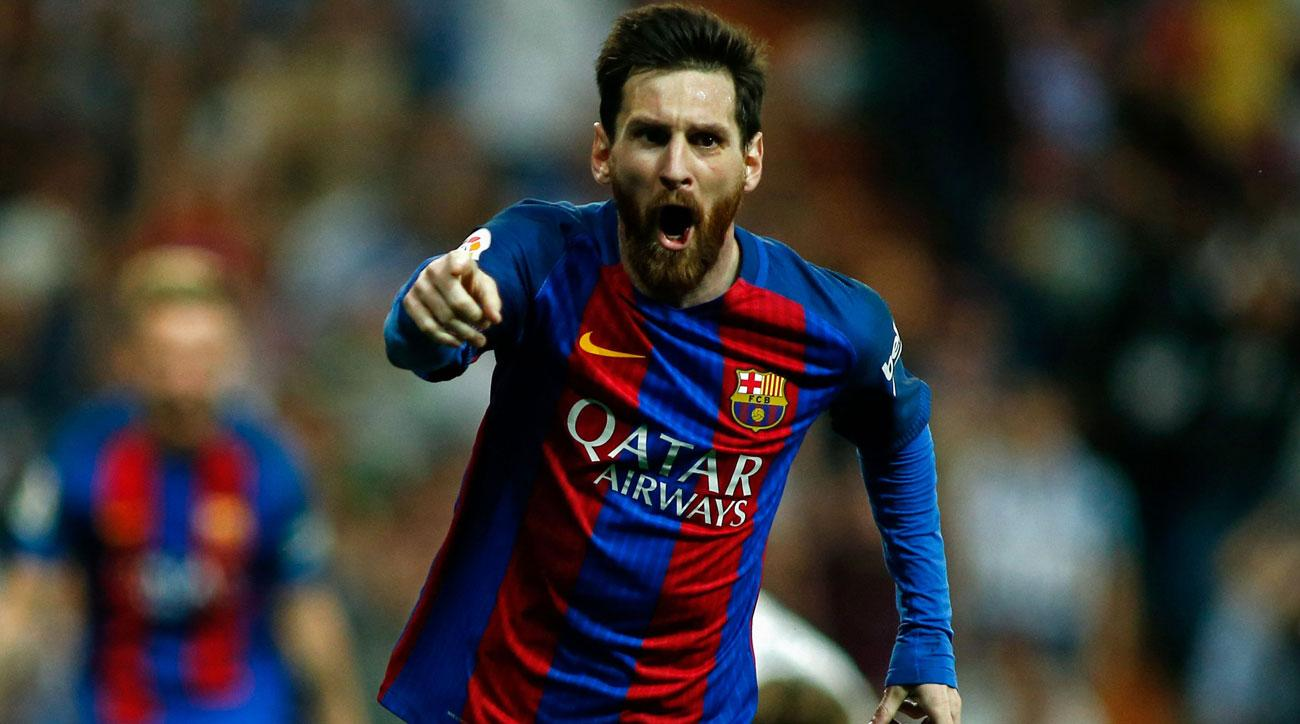 Lionel Messi wins El Clasico for Barcelona