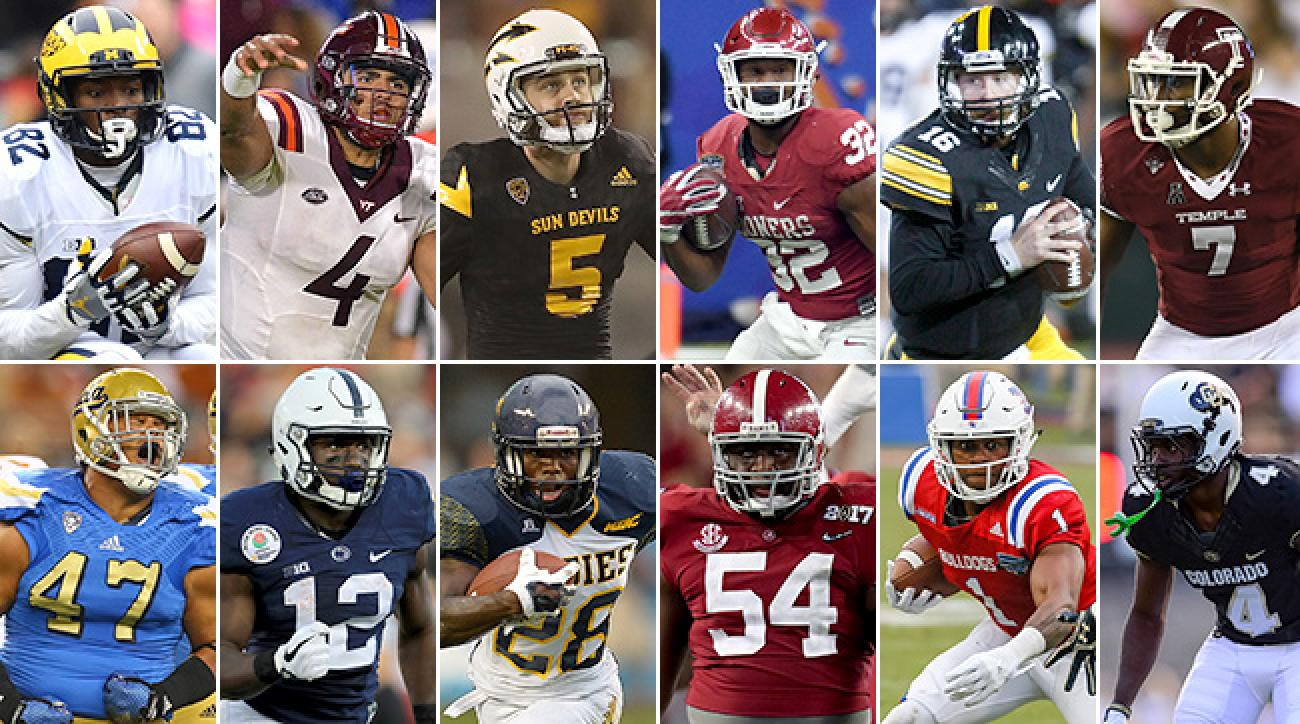 50 NFL Draft Prospects You Need to Know  6c452c9de