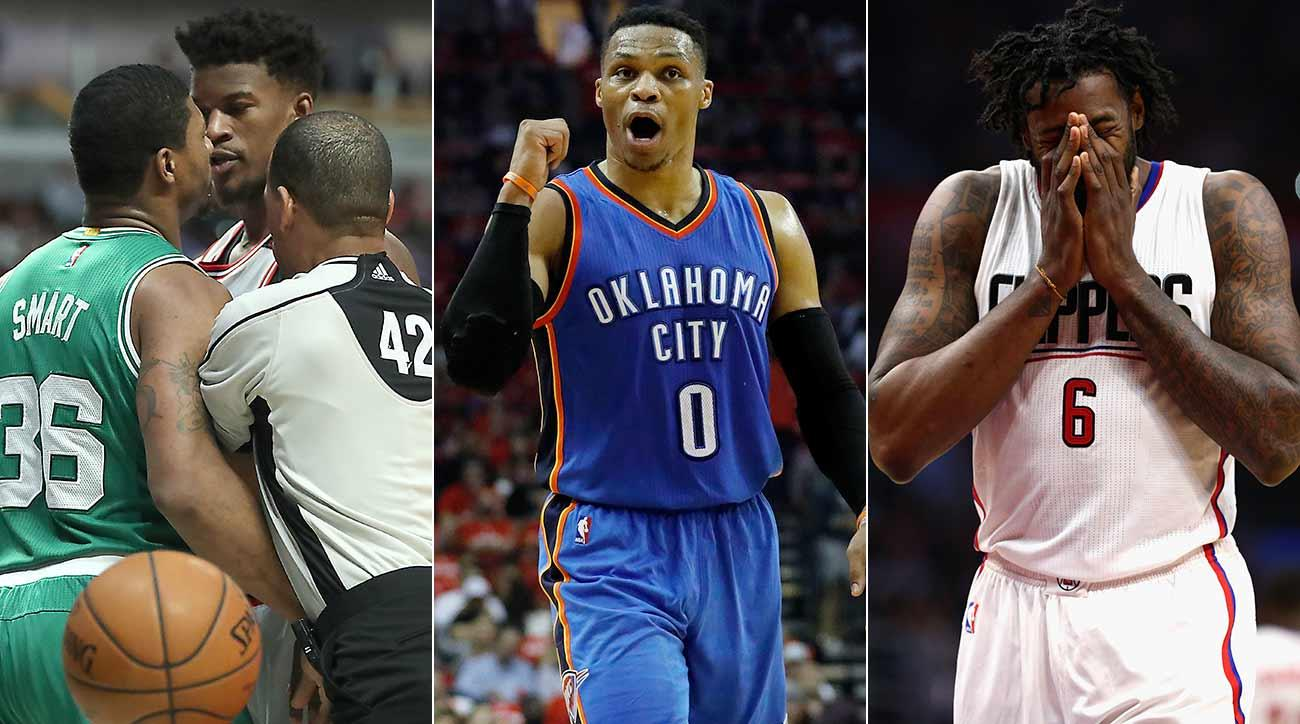 NBA playoffs: Report card