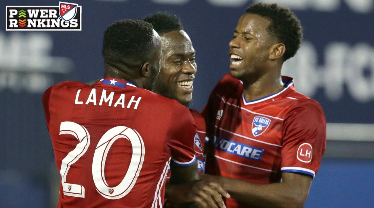 FC Dallas tops MLS Power Rankings after beating Sporting Kansas City