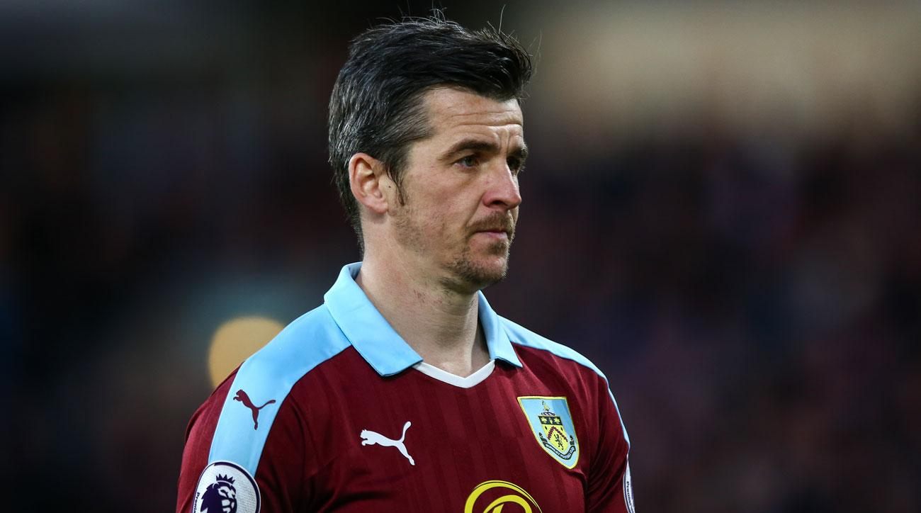 Joey Barton has been banned 18 months for gambling