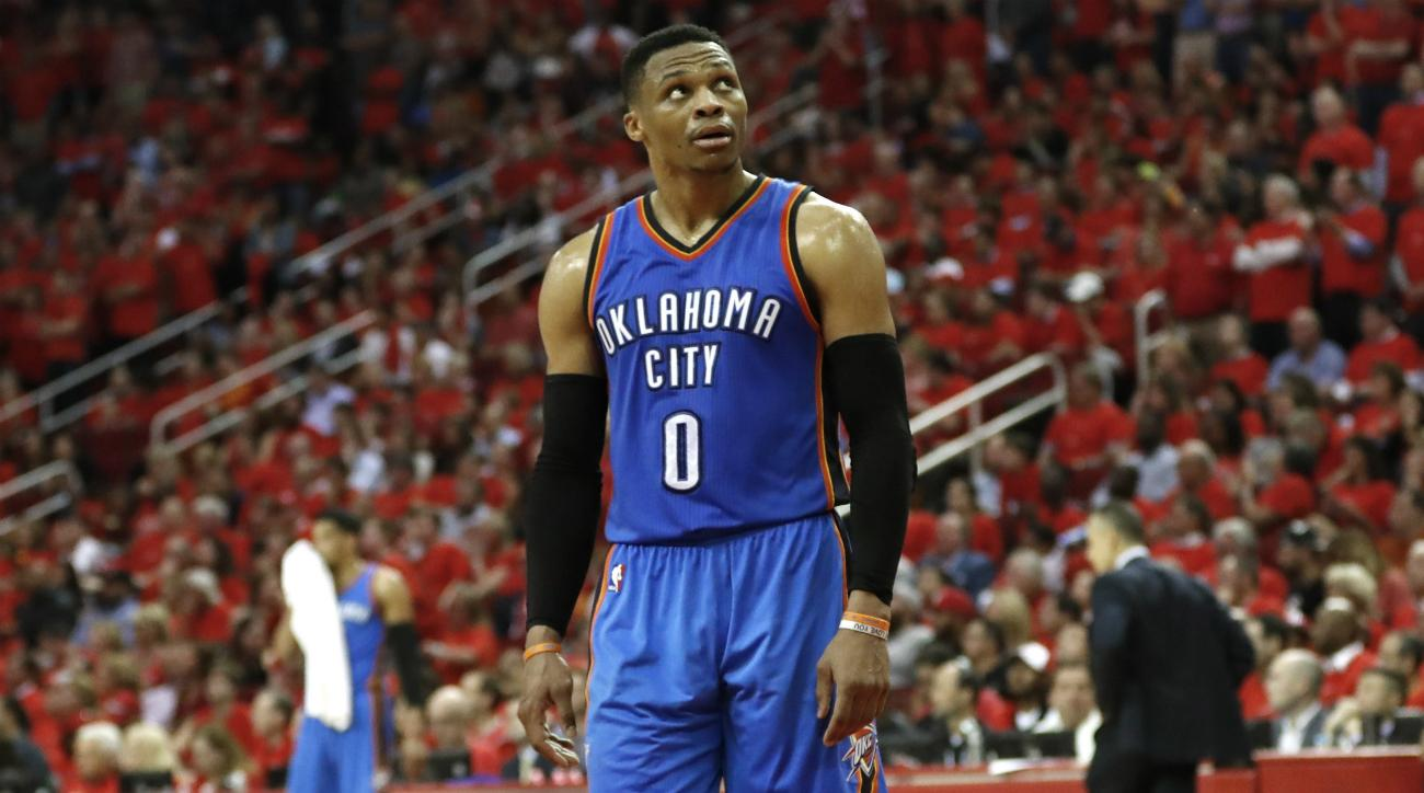 Kevin Durant, Michael Jordan congratulate Russell Westbrook on winning MVP
