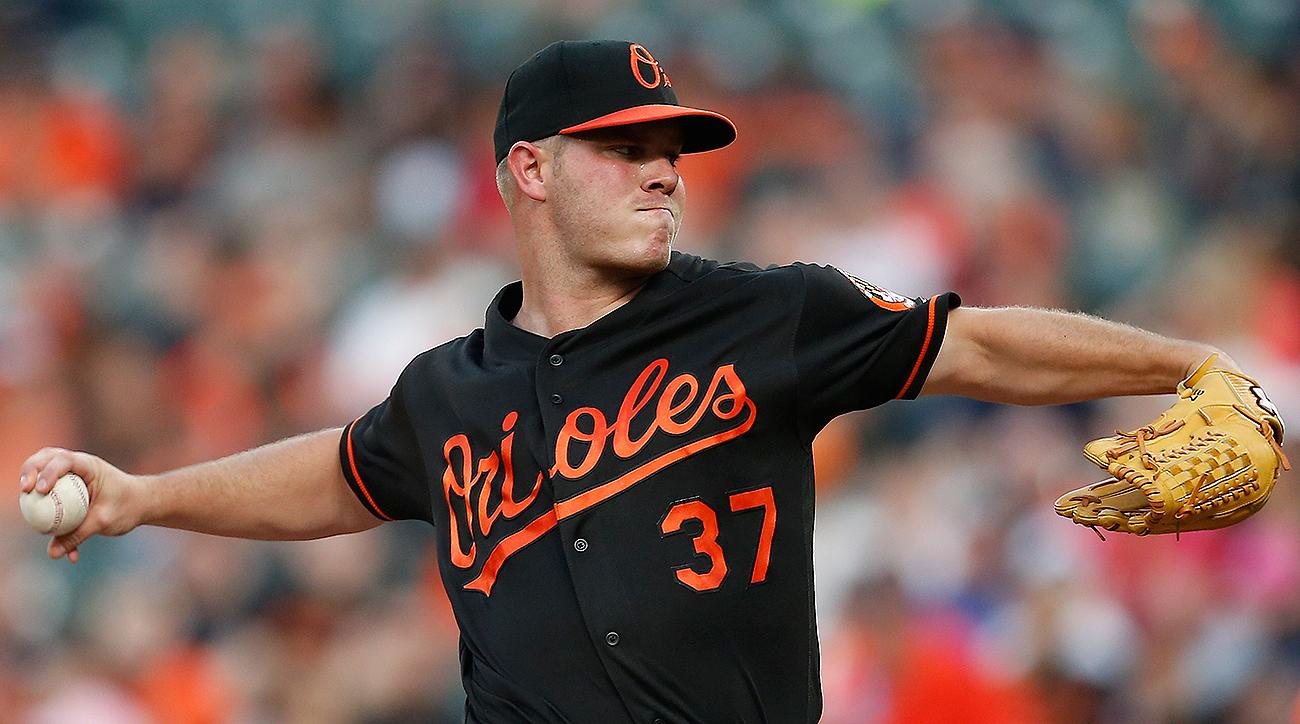 Baltimore Orioles Dylan Bundy