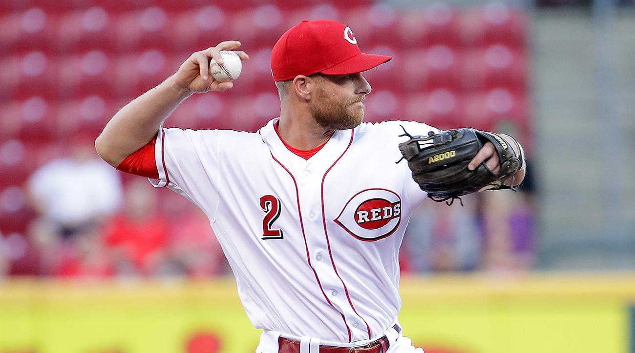 Cincinnati Reds Zack Cozart