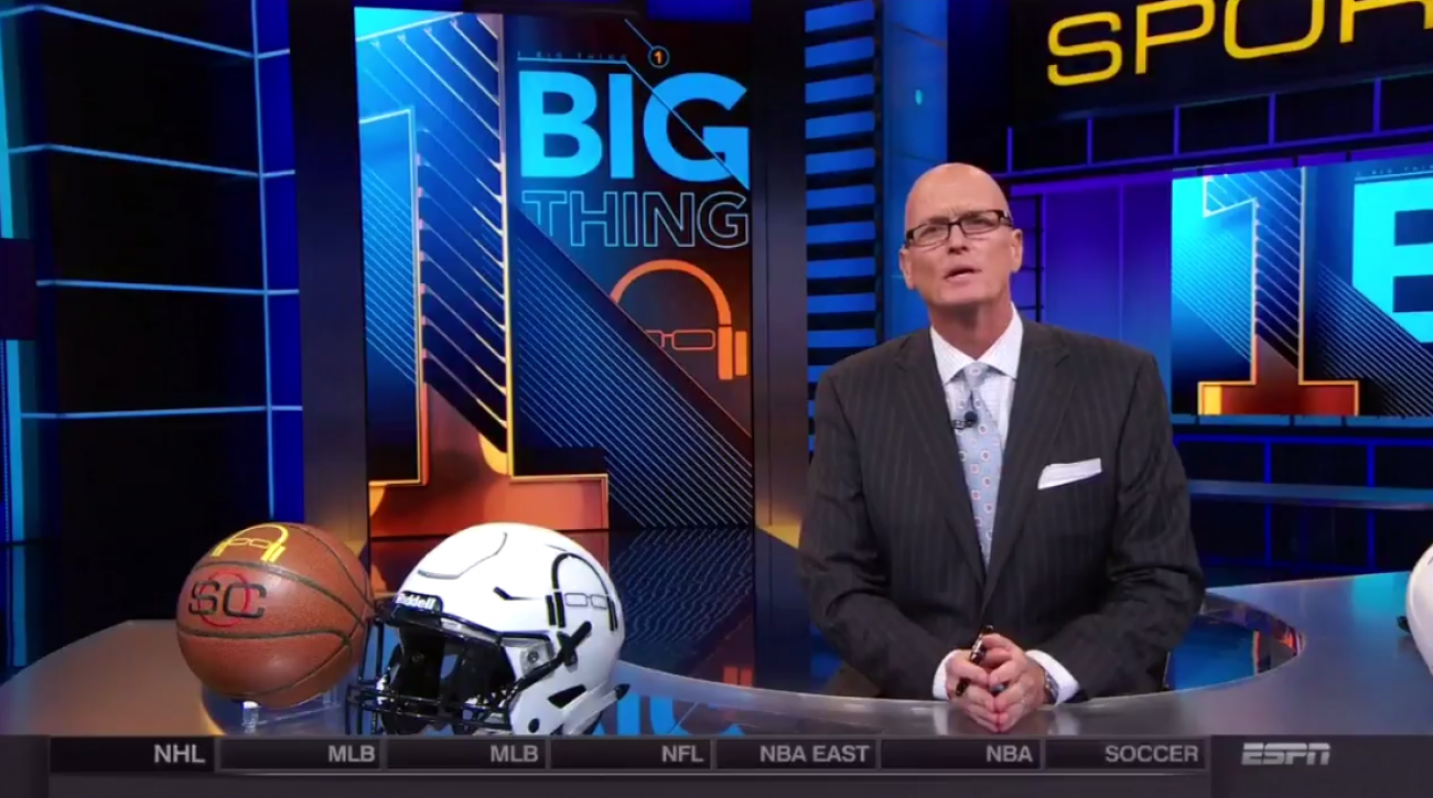 ESPN layoffs: Scott Van Pelt's SportsCenter tribute (video)