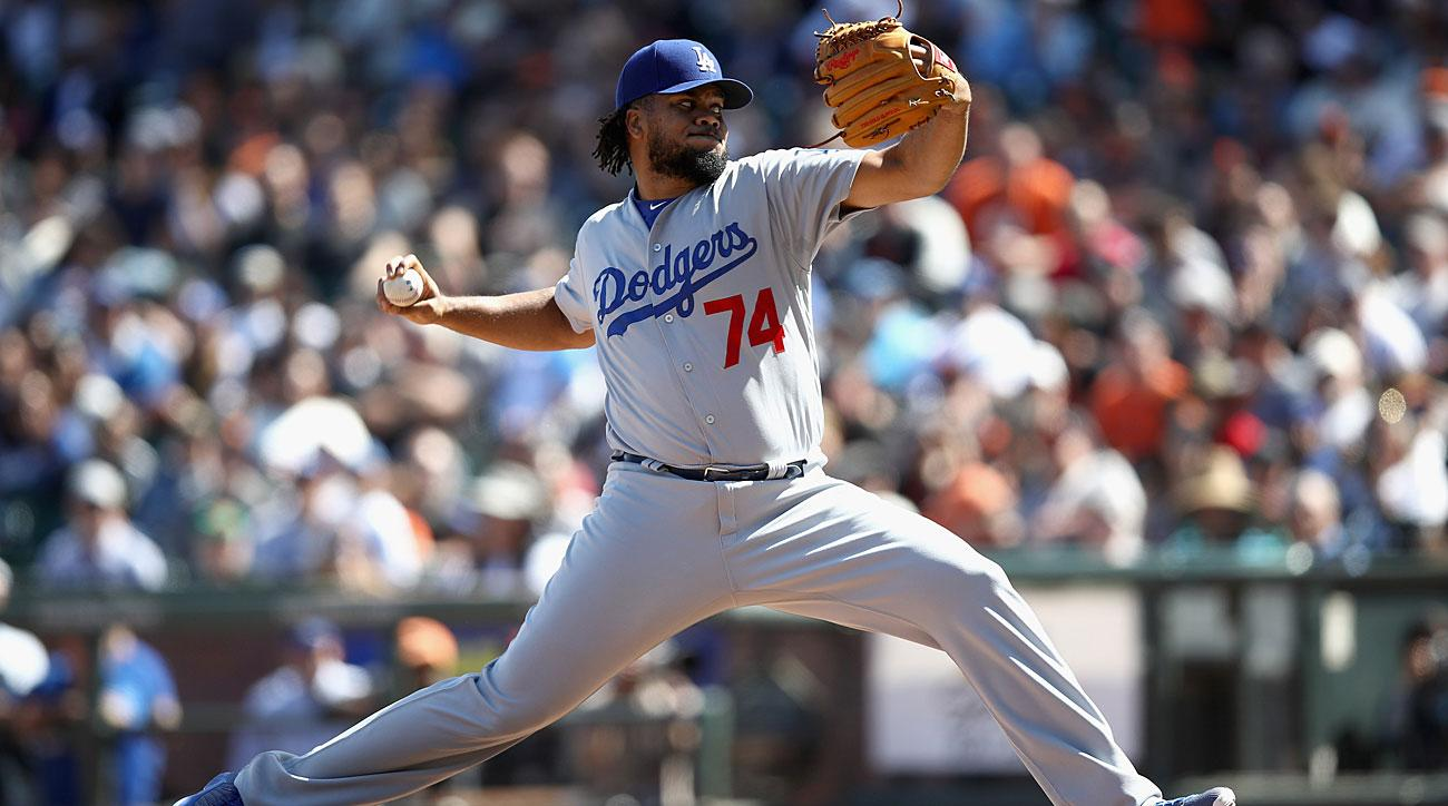 Kenley Jansen, Los Angeles Dodgers