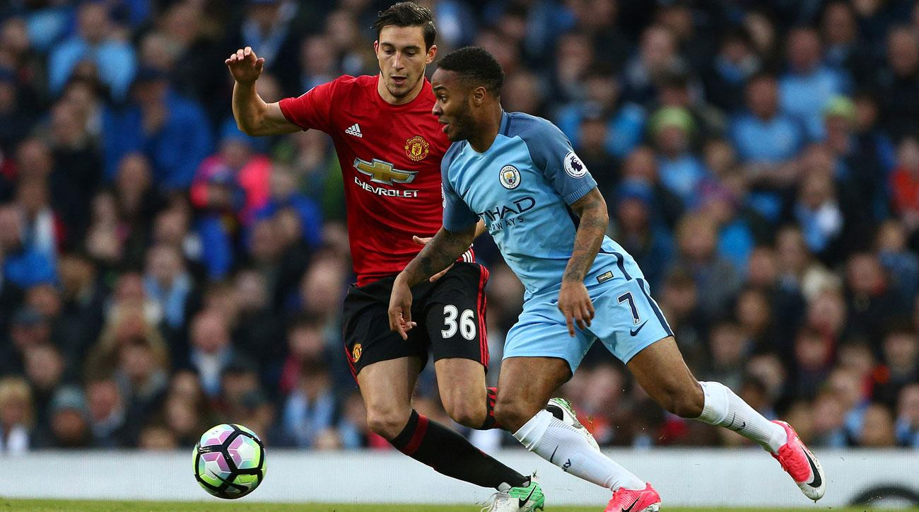 Manchester City's Raheem Sterling can help your Fantasy EPL team in Gameweek 35