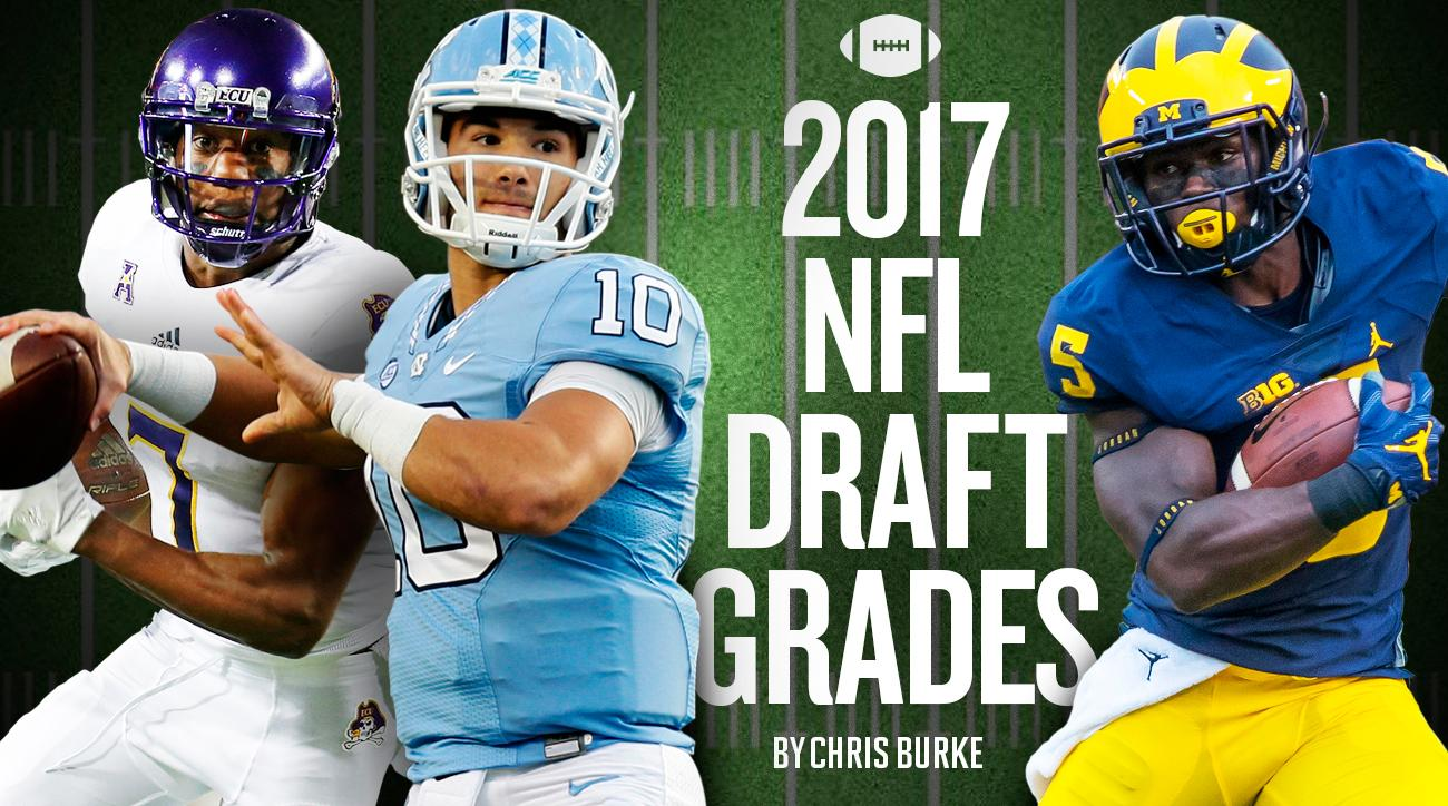 2017 NFL draft grades: Analysis, full results of every team's picks