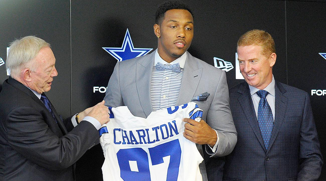 Taco time in Texas: Cowboys target pass rush with Charlton