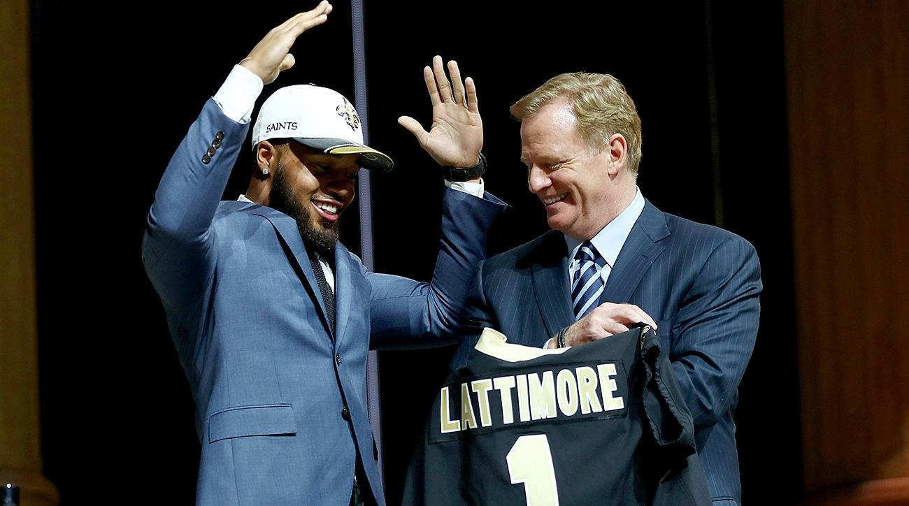 New Orleans Saints NFL draft grades: Analysis of 2017 picks