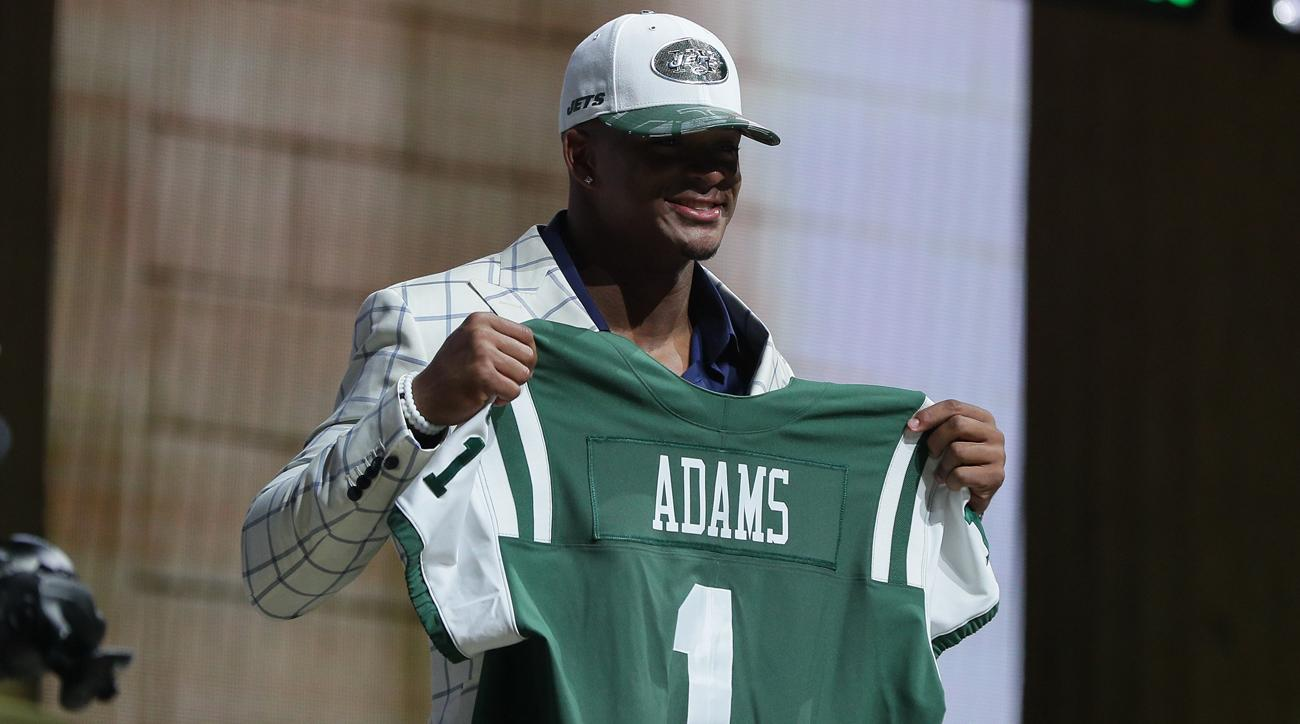 The Jets were surprised to see Jamal Adams still available at No. 6. The LSU product was widely considered the best safety in the draft.