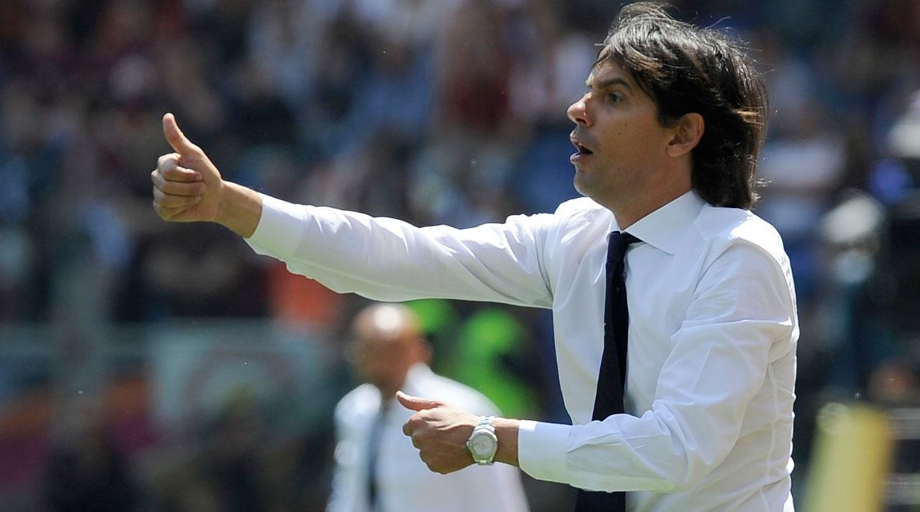 Simone Inzaghi has Lazio pointed in the right direction