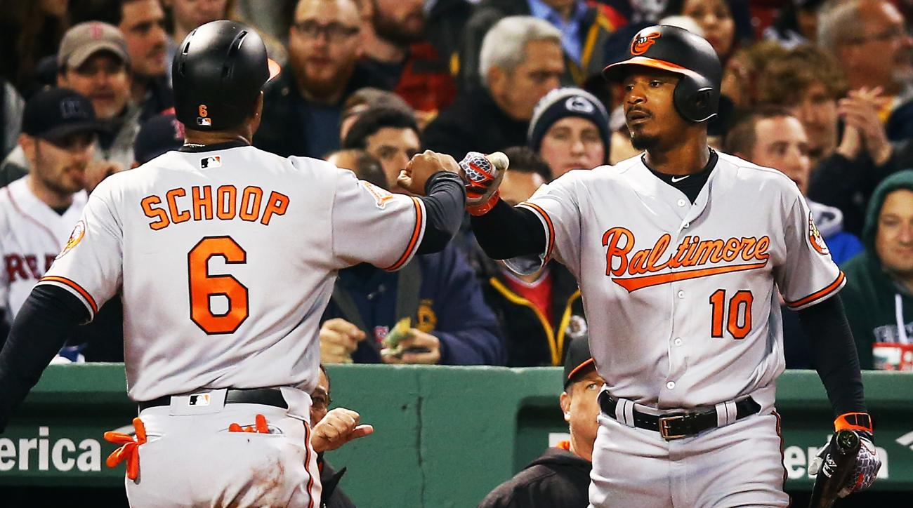 Orioles' Adam Jones taunted by racist Red Sox fans