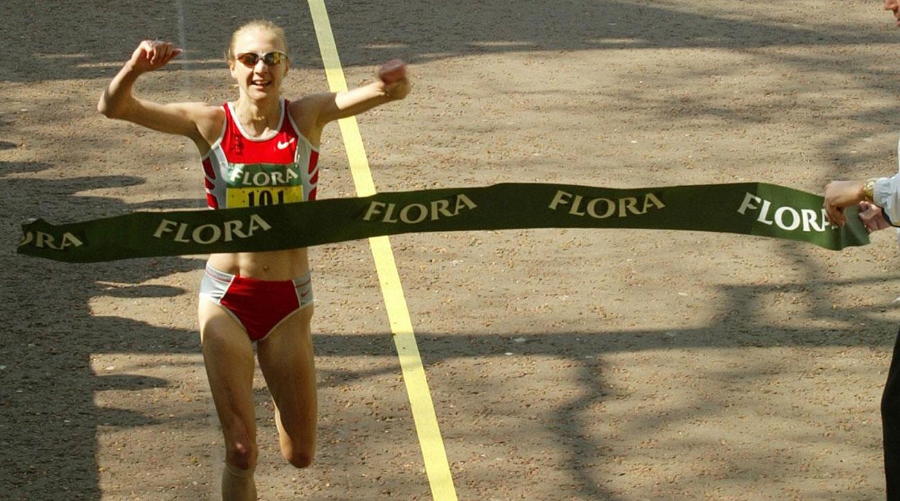 paula radcliffe world record marathon