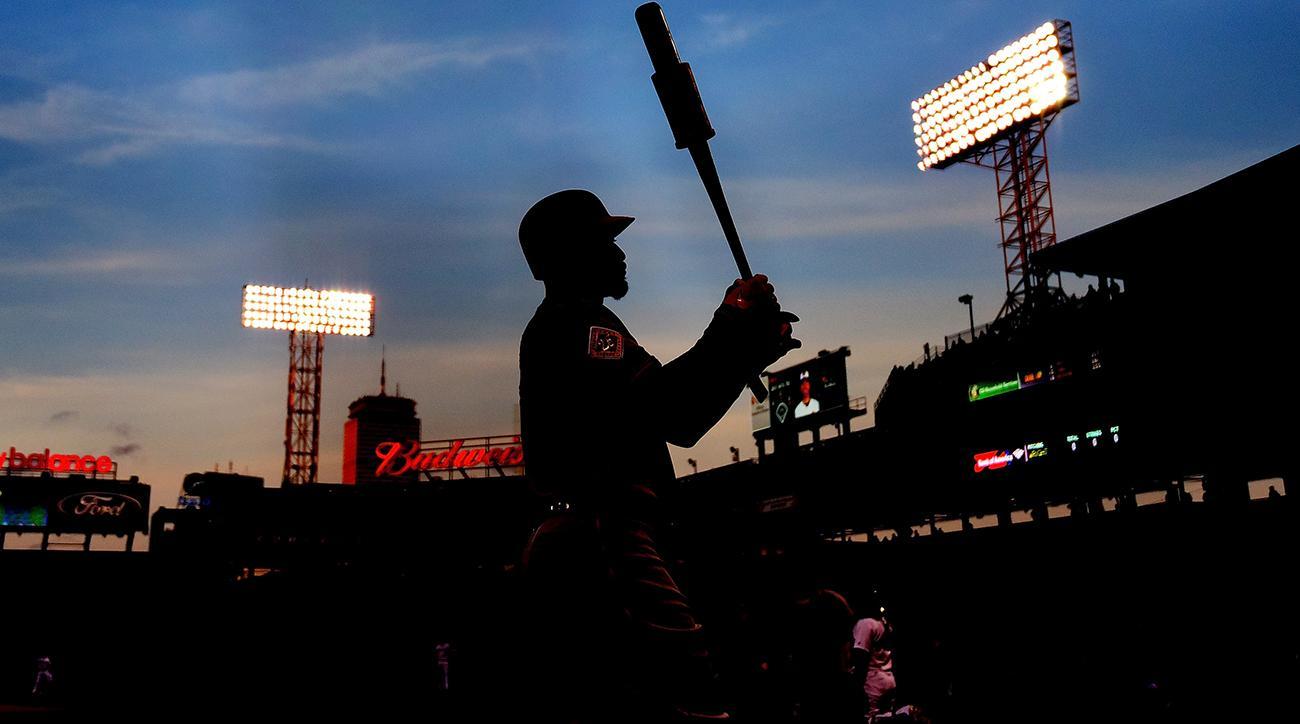 Adam Jones: Racial slurs at Fenway Park Red Sox game hurt MLB