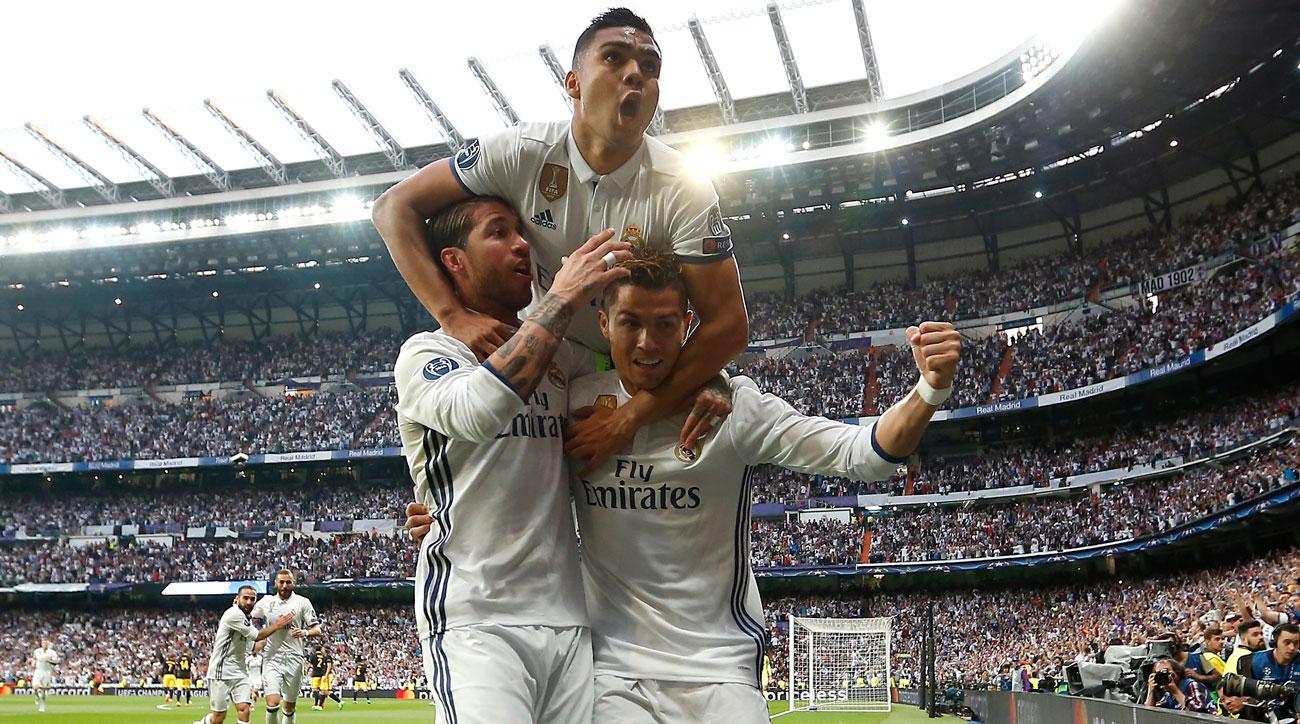 Cristiano Ronaldo and Real Madrid have a Champions League semifinal edge vs. Atletico Madrid