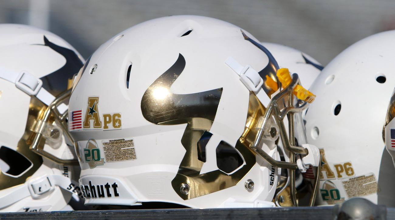 south florida football player charges
