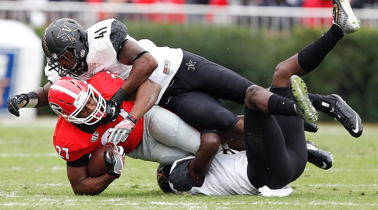 NFL draft steals: Reuben Foster, Zach Cunningham best value picks