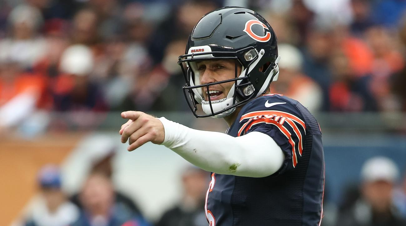 Jay Cutler Fox: TV analyst's first game is Bears game