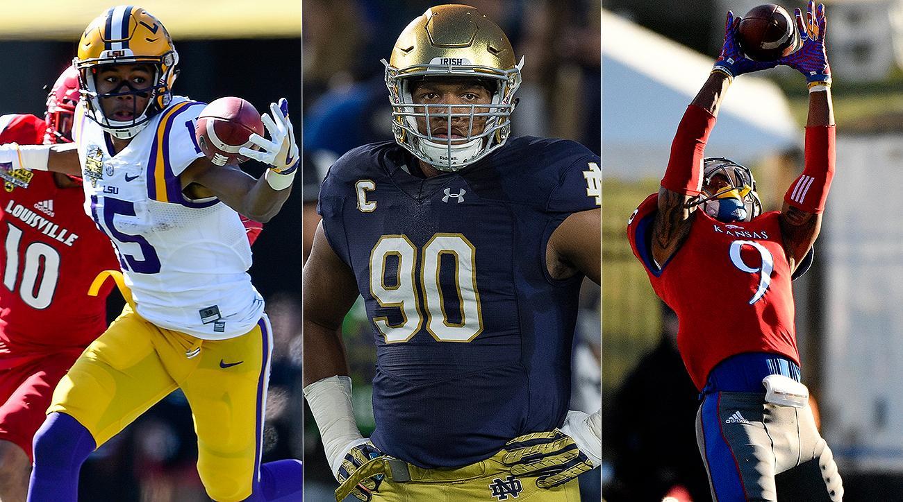 NFL draft 2017: Best late-round, UDFA sleepers on each team
