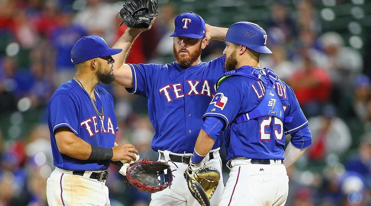 Texas Rangers Jonathan Lucroy