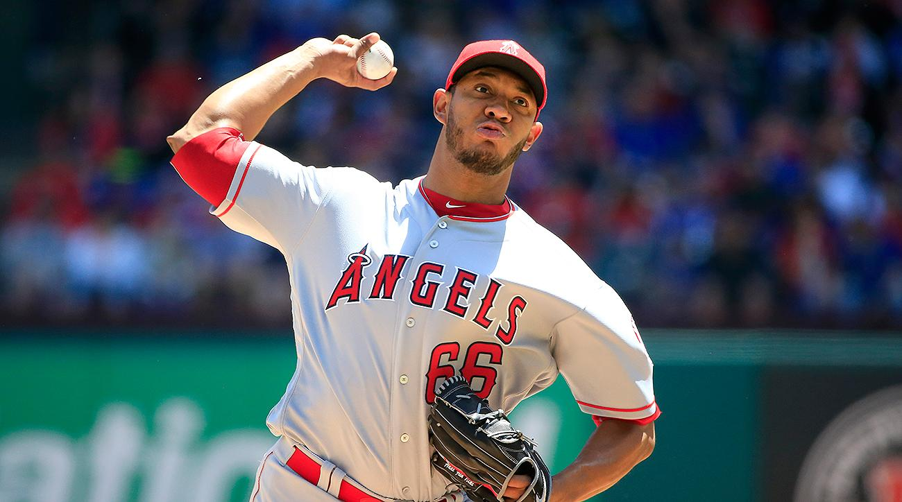 Los Angeles Angels J.C. Ramirez