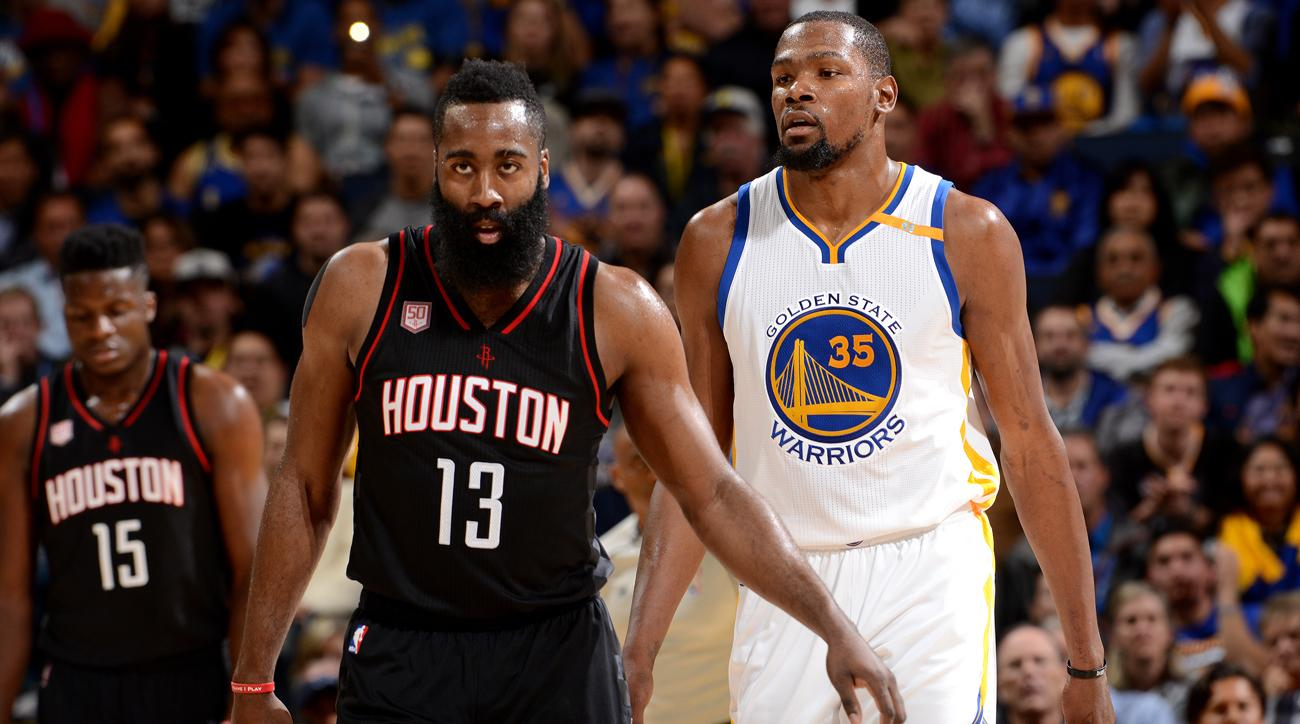 caa0e1bbf7d NBA Playoffs  Warriors Should Root For Rockets
