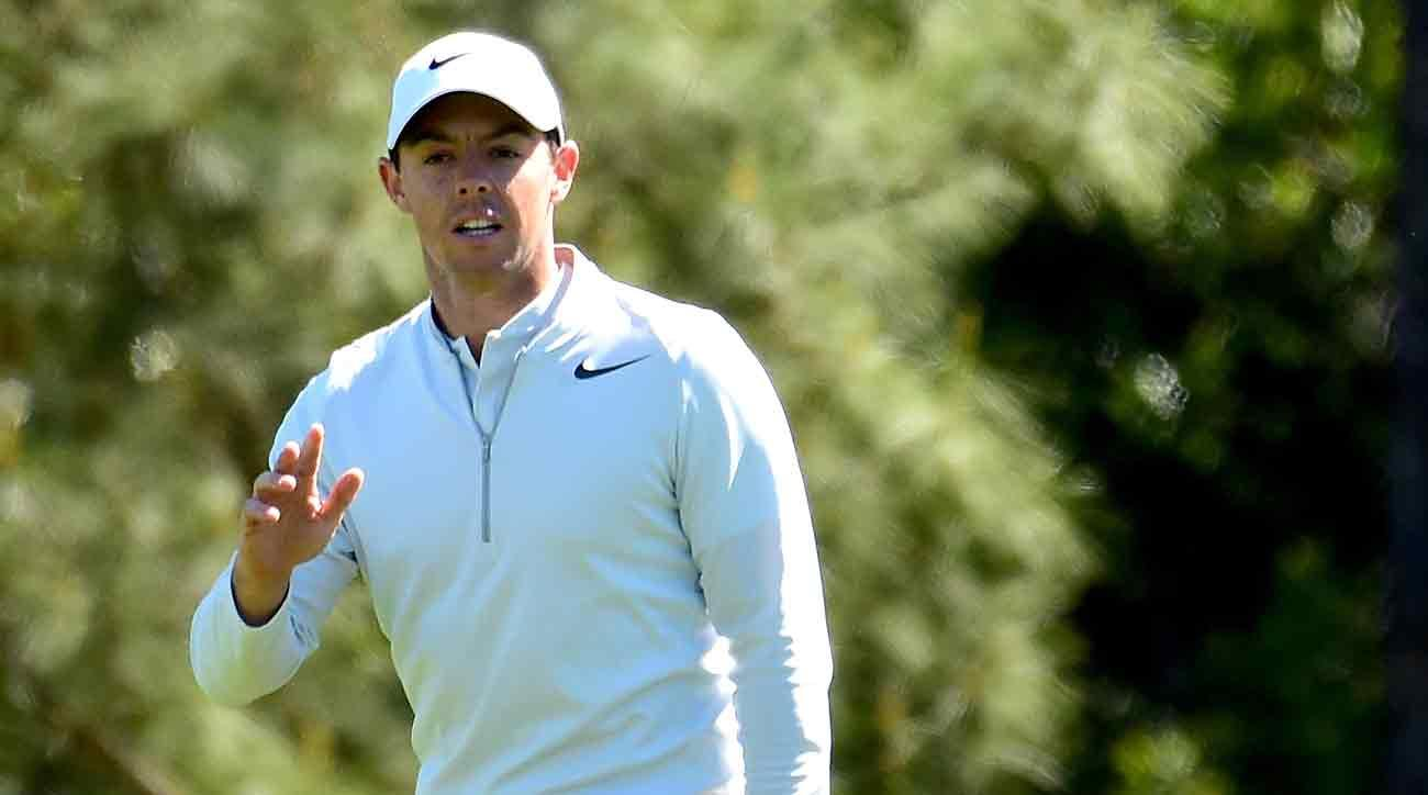 Rory McIlroy is back in action this week at the Players.