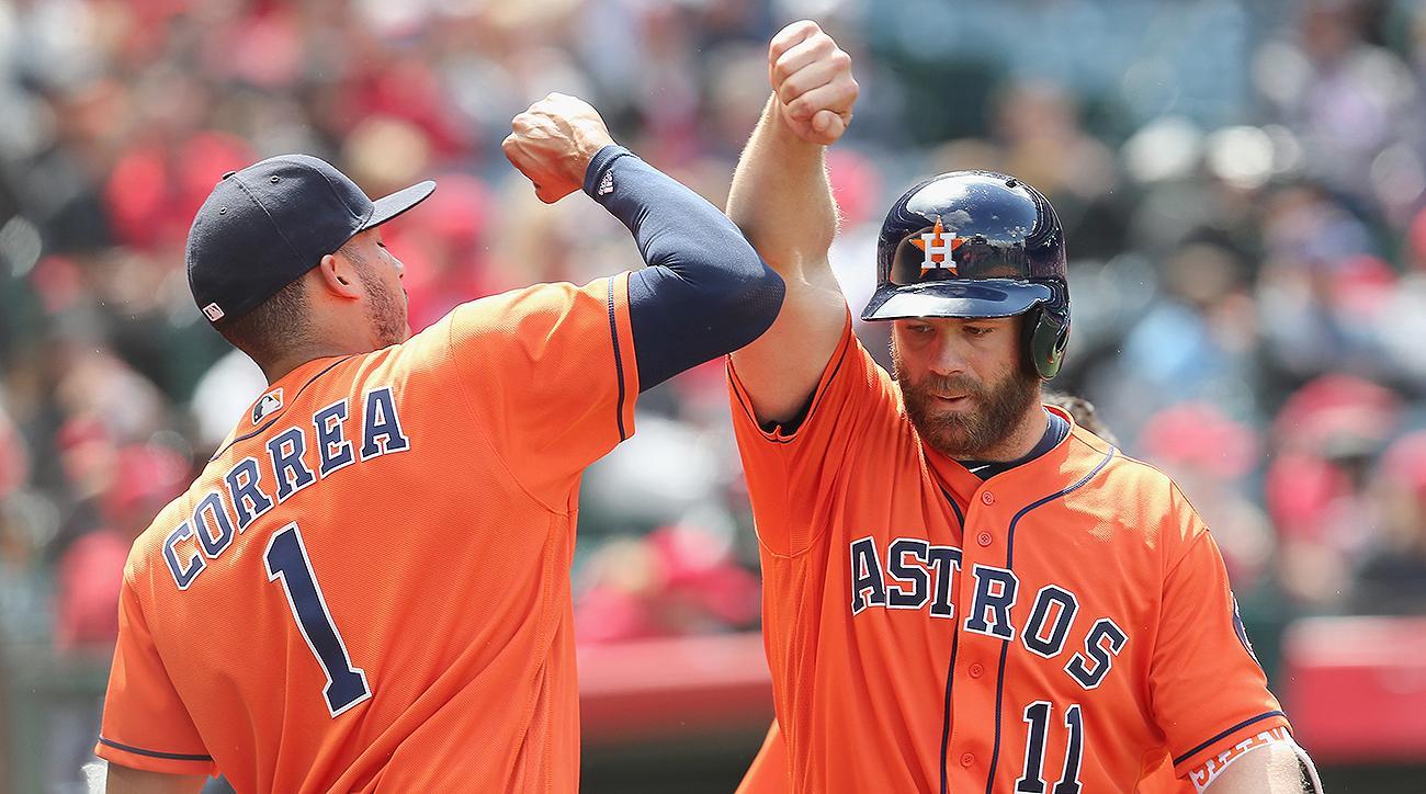 Houston Astros Carlos Correa