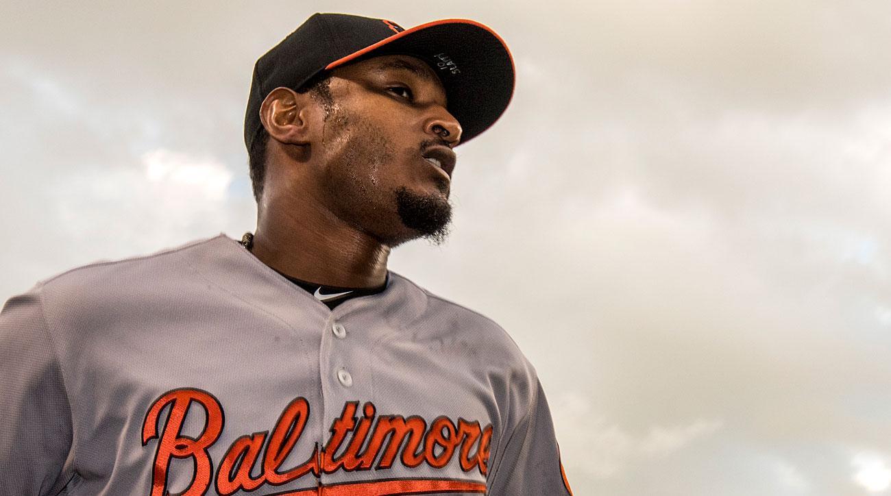 Adam Jones, Baltimore Orioles