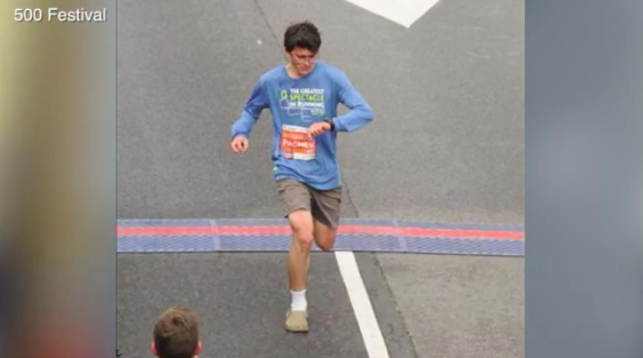crocs half marathon
