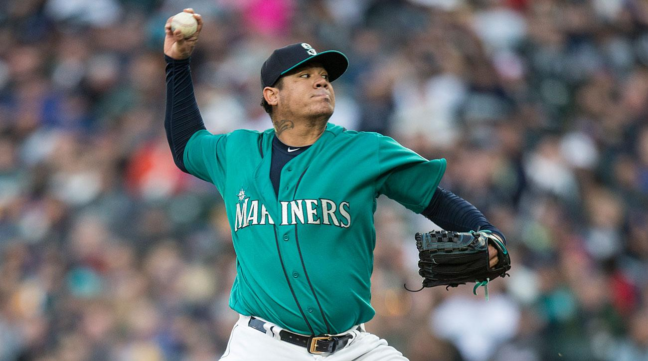Felix Hernandez, Seattle Mariners