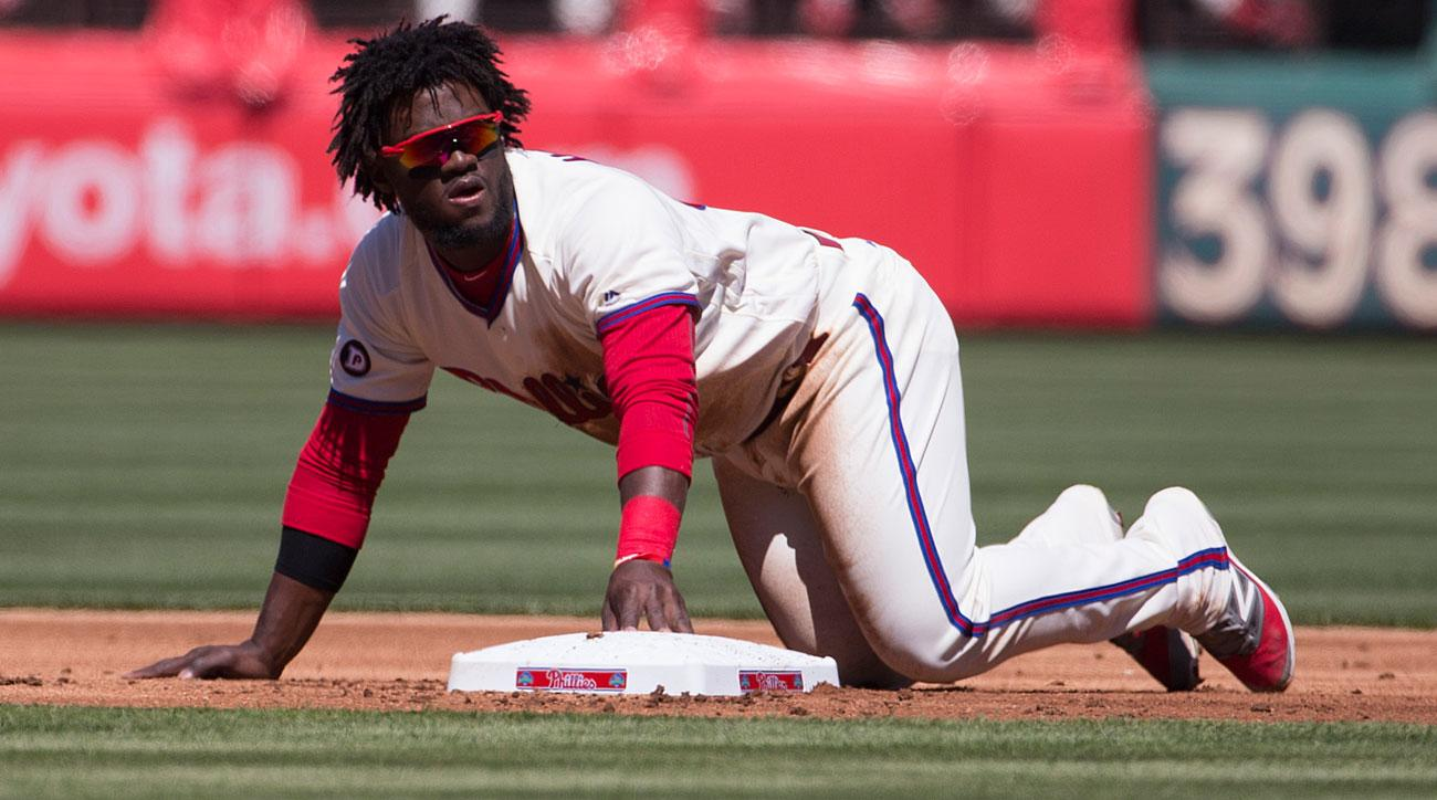 Odubel Herrera, Philadelphia Phillies