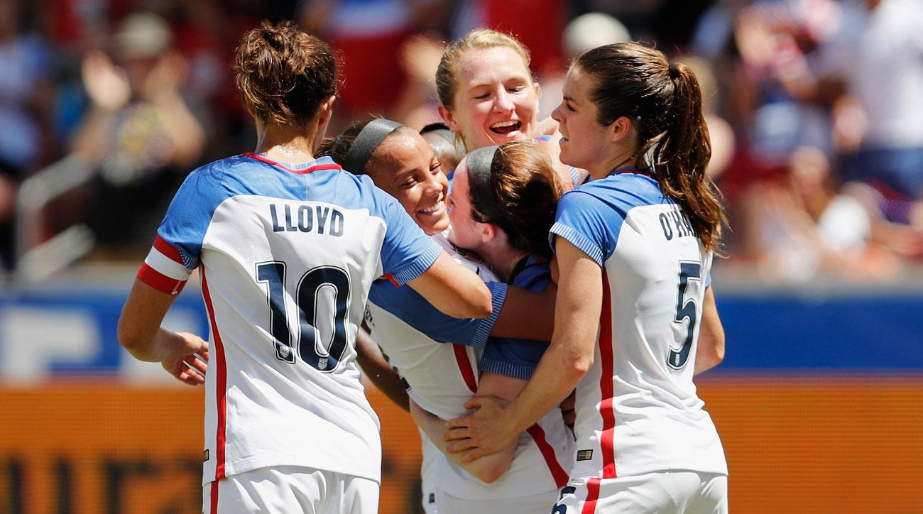 The U.S. women's national team is hosting a new Tournament of Nations vs. Australia, Brazil and Japan