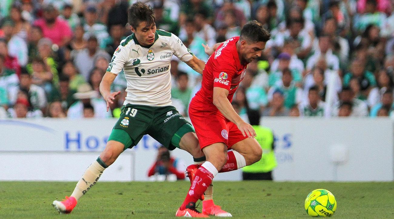 Jorge Villafana has a chance to seize the left back position for the US men's national team