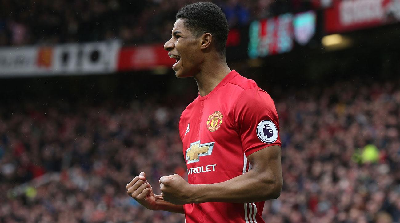 Marcus Rashford has emerged as a key player for Manchester United