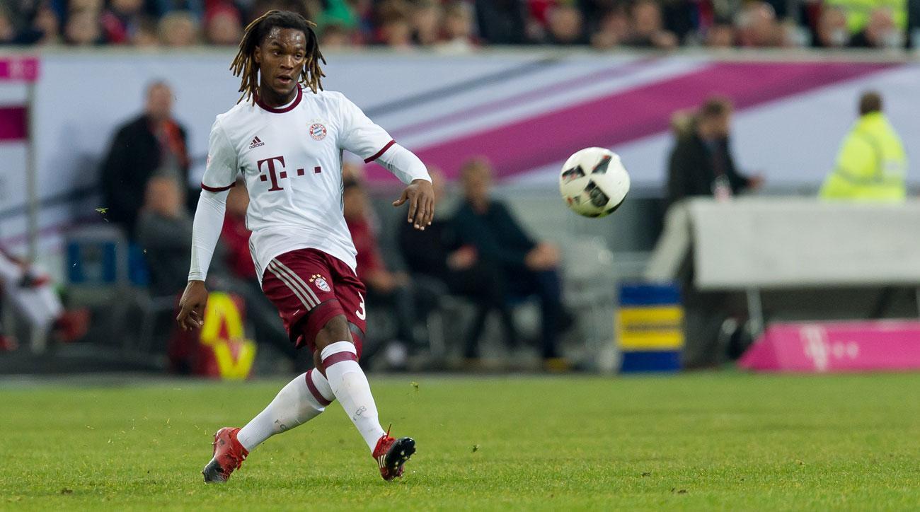Renato Sanches is part of Bayern Munich's bright future