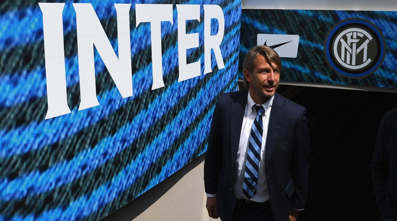 Who will manage Inter Milan in the future?
