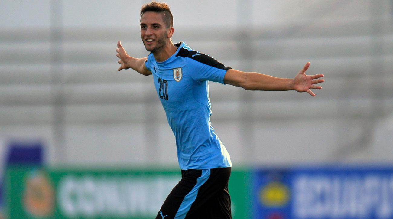 Rodrigo Bentancur is a rising star for Uruguay and has signed with Juventus