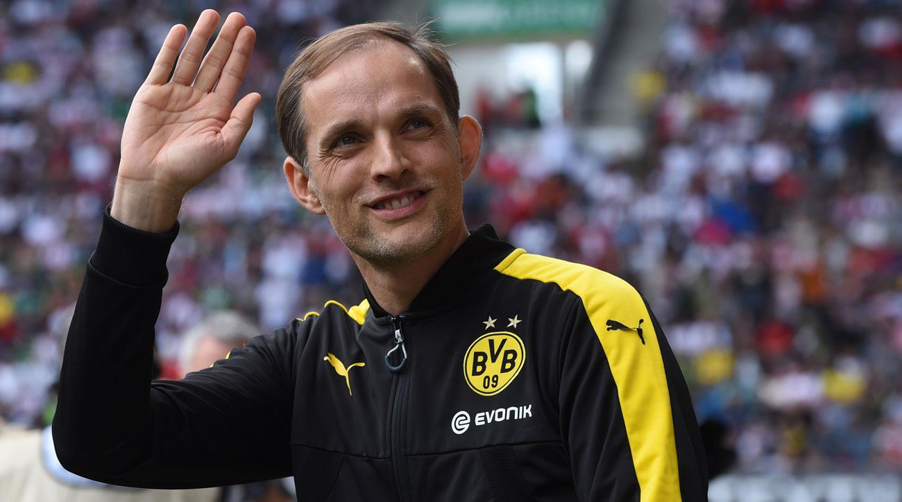 Thomas Tuchel could be headed out from Borussia Dortmund