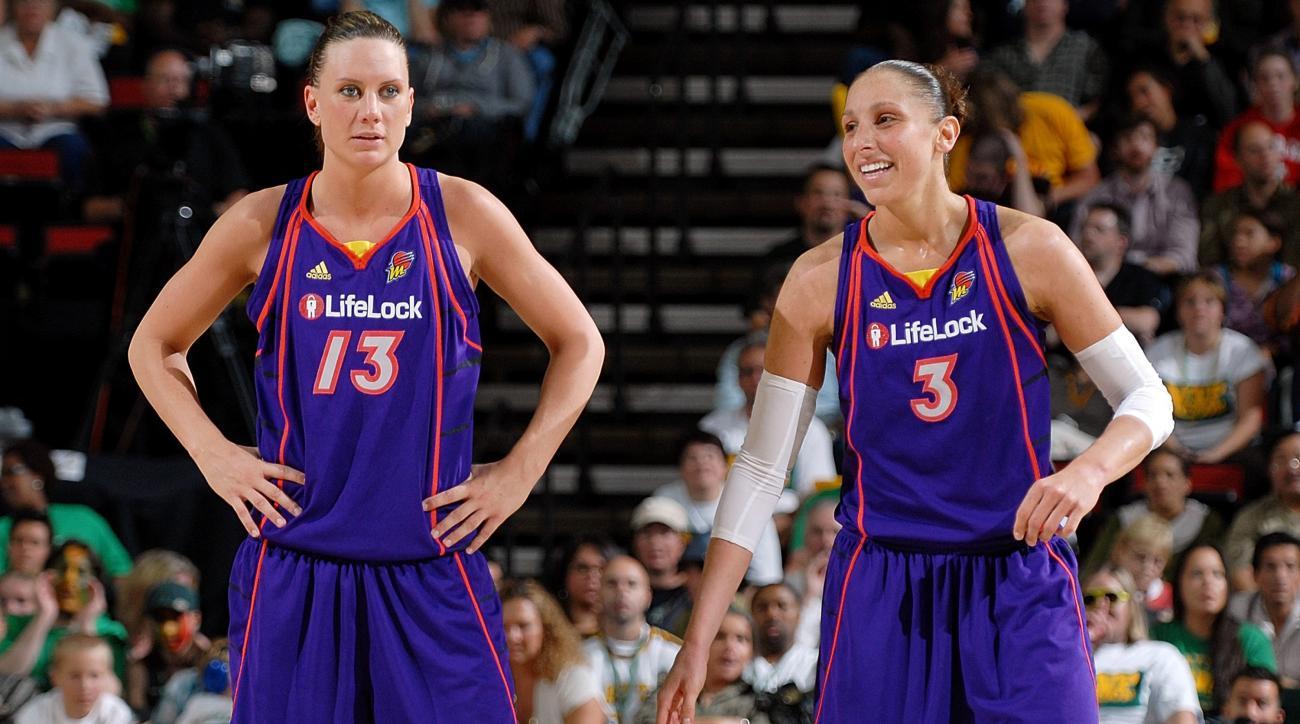 Diana Taurasi wedding: WNBA star marries Penny Taylor