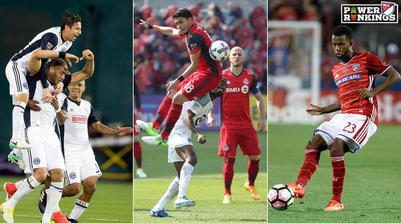 FC Dallas and Toronto FC top the MLS Power Rankings after Week 11