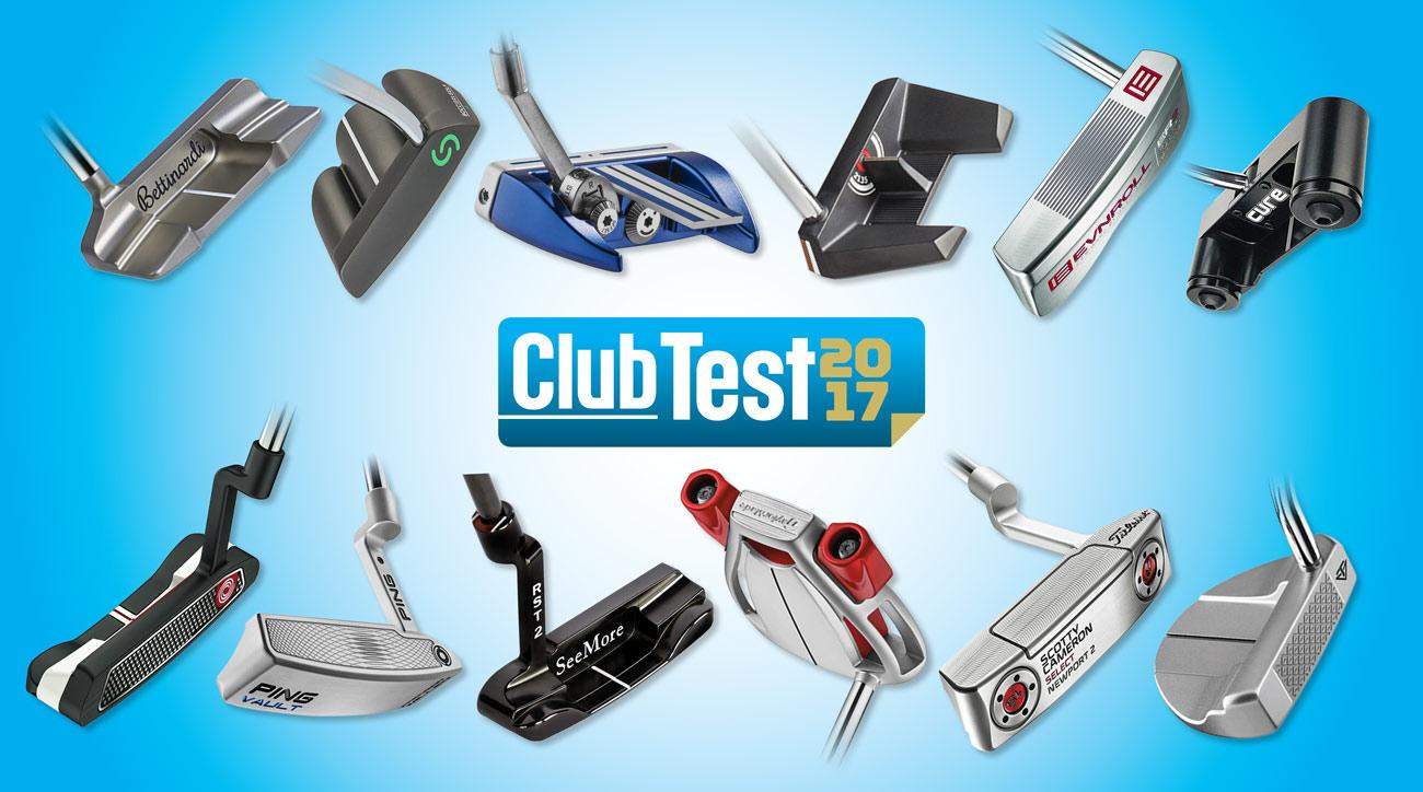 Our testers evaluated 39 new putter models during this year's ClubTest.