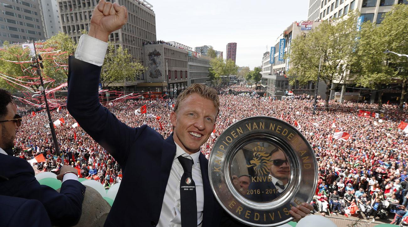 Dirk Kuyt is retiring after a standout career
